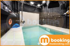 фотостудия с бассейном